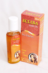 Herbal Ayurvedic Ecliba Hair Oil, for Personal, Packaging Size: 100 Ml