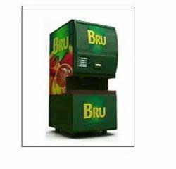 Bru Coffee Vending Machine