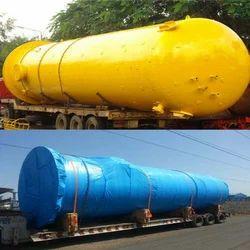 Nitrogen Buffer Vessels