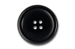 Real Horn Button
