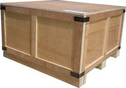 Square Plywood Cases, For Shipping