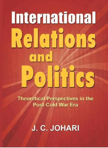 White Board Books - International Relations And Politics Theoretical