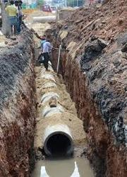 Service Provider Of Cable Laying Amp Sewer Pipe Laying
