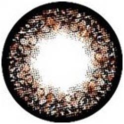 Cozy Brown Color Contact Lens