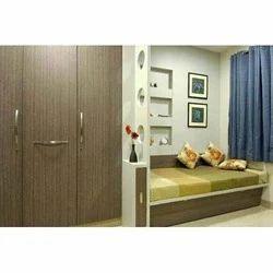 Residential Wooden Frame