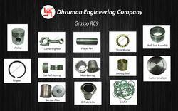 Grasso RC9 Compressor Spares