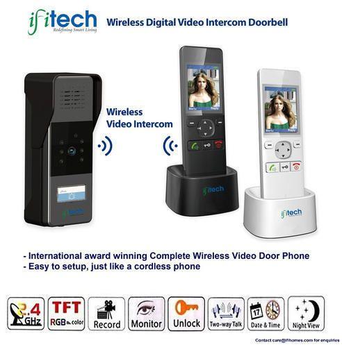 Video Doorbell Bangalore & Hanwha Techwin America (formerly