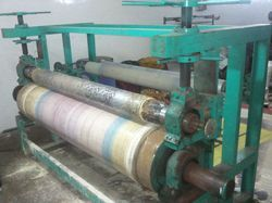 KRISHNA FAB TECH Embossing Machines For Fabric