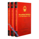 Pharmacopoeia Books of The Peoples Republic of China