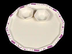 Plastic Melamine Catering Dish
