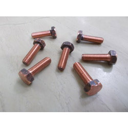 Copper Hex Bolt