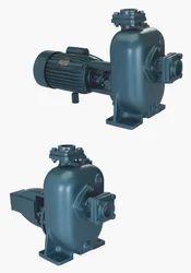 Rotary Pump Single Phase Non Clog Self Priming Pumps