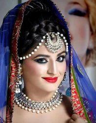 nehazz beauty world and makeup studio  service provider