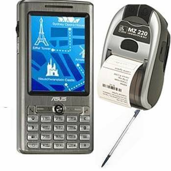 pda product id number compact