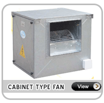 Delicieux Cabinet Type Fans