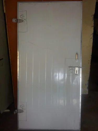 Shelter Door/ Cold Room Door