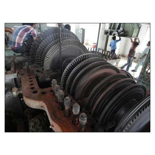 Steam Turbine Spares