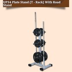Gym Equipment Stands