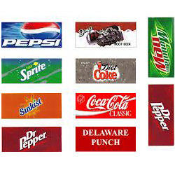 Challenger image for free printable vending machine labels