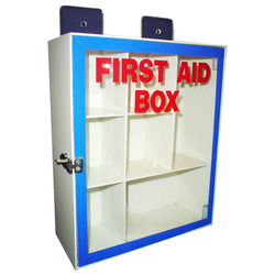 Acrylic First Aid Kit