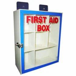 Acrylic First Aid Kit