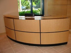 Reception Counter for Hotel