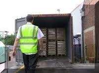 De-Stuffing And Storage Of Import Cargo Services