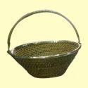 Wicker Deep Round Fruits Basket