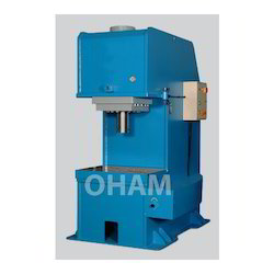C Frame Hydraulic Press (Punch Type)