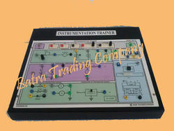 Transducers Instrumentation Trainer
