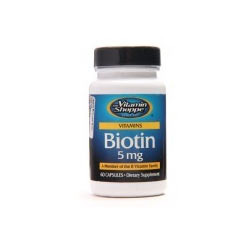 Vitamin Shoppe Biotin 5Mg