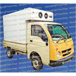 Chargeable Refrigerated Trucks