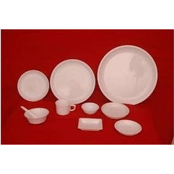 Acrylic North Indian Crockery