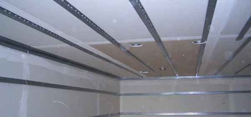 Fasle Ceiling Channel Manufacturing Metal False Ceiling