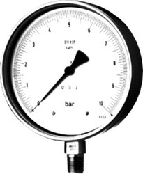 Pressure Calibration Standards