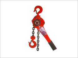 Ratchet Lever Hoist, Capacity: 6-10 ton