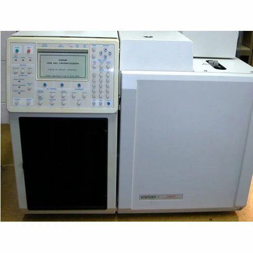 Varian 3800 GC Gas Chromatograph