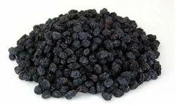 Dry Black Grapes, Packaging Type: Plastic Box