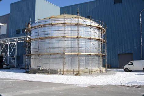 Hot Water Tank Insulation Services In Ambarnath Mahavir