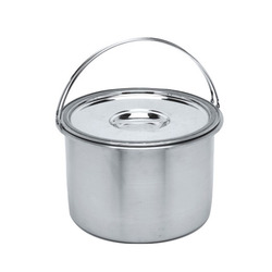 Stainless Steel Food Canister