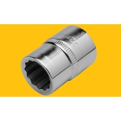 Bi-Hex Carbon Steel Socket