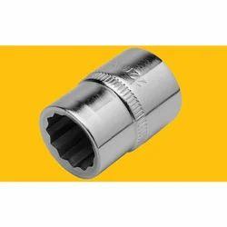 Bi-Hex Carbon Steel Socket