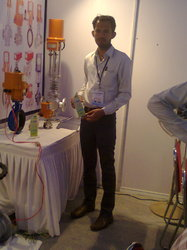 Cair Euromatic Automation Pvt. Ltd.  take Part in Exhibition Of Boiser Thane. BIZTECH EXPO 2012