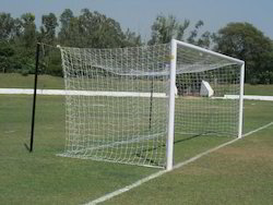 White Uma-907 Football Goal Post