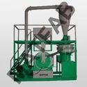 Stainless Steel Matfab Engineering Pulveriser Machine, For Industrial