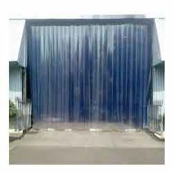 PVC Door Curtains
