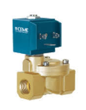 Solenoid Valves for Water Treatment