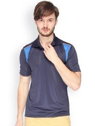 Black Polyester T-Shirts