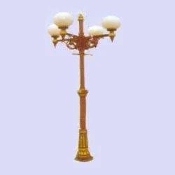 Cast Iron Light Poles
