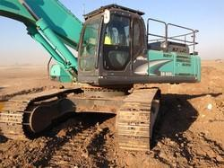 Used Spare Parts Of Excavator Kobelco SK 480 LC-8